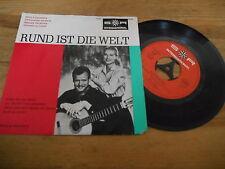 "7"" VA Rund ist die Welt (4 Song) SR INTETRNATIONAL Hanson Ingman Di Capri"