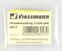 VIESSMANN 6401 Spur N LED-Lampen-Set, 6 Lampen, OVP, top!