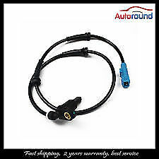 Delphi ABS Wheel Speed Sensor Rear Peugeot 206 1998-2002 CC SW HDI SS20023