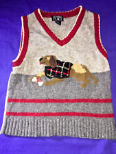 THE CHILDREN'S PLACE BOYS SWEATER VEST, SIZE 3T, EXCELLENT CONDITION