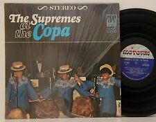The Supremes     At the Copa     Motown  S  636      Shrink      USA      NM # D