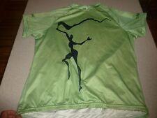 Trek Club Raglan Womens Jersey Shirt Cycling sz L