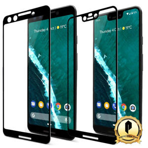 """For Google Pixel 4 XL/3 XL/3a XL/3a Ultra thin"""" Tempered Glass Screen Protector"""