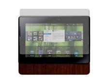 Skinomi Dark Wood Skin Cover + Screen Protector for BlackBerry PlayBook