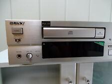 ES CD Player Spitzenklasse  von SONY  CDP-X559ES   Champ./Gold,   mit FB