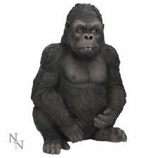 More details for novelty gorilla kong ape figurine statue ornament primate sculpture