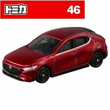 Takara Tomy Tomica No46 - MAZDA 3 1/66 Mini Diecast Toy Car