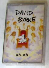 DAVID BYRNE - UH-OH - Musicassetta Cassette Tape MC K7 - Sealed