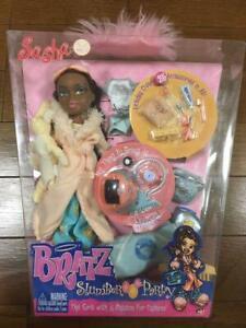 BRATZ Slumber Party Collection Sasha doll figure