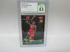 1992-93 Ultra Michael Jordan JAM SESSION #216 CSG 8.5 NM/MT+
