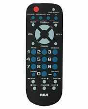 RCA 4-Device Function Palm-Size Universal Remote Control