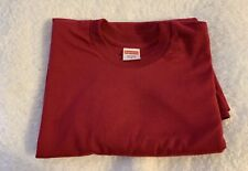 Supreme Blank Tee Magneto Pink Size Small Long Sleeve