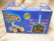 Turbo Twister R/C Stunt Car Mindscope Products Co. Remote Controller Lights Toy