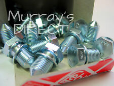 Pack of 20 FEBI OE Quality Sump Plugs Bolts - VW Audi SEAT & Skoda Eq: N90813202