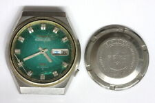 Seiko 6106-8120 Actus SS watch for Parts/Hobby/Watchmaker - Sn. 858219