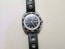 Vintage Cordura Sea Gull Divers Watch to Fix Men's Automatic