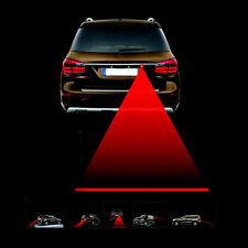 Anti Rear-End Crash Caution Tail Fog Driving RED Laser Light For Car Truck Drive