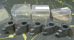 ShopSmith Mark V genuine attachments - lot of 5 shaper cutters