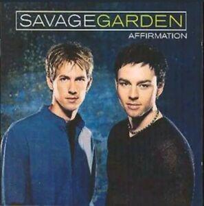 Savage Garden : Affirmation CD (1999)