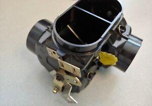 EXCELLENT USED ORIGINAL PORSCHE 911 930 LEFT FRONT AIR CONTROL BOX 1984-89 NLA 2