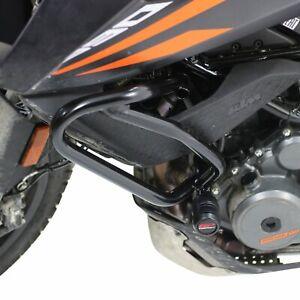 Vaorwne Engine Guard Cover Frame Engine Stator Slider Case Protector for RC DUKE 250 390 2016-2019