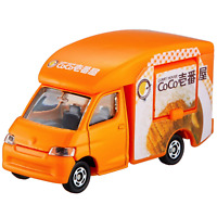 Takara Tomy Tomica 091 No.91 Coco Ichibanya Kitchen Car