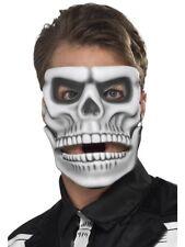 Adulte Jour des Morts Masque Squelette Halloween Horreur Accessoire Déguisement