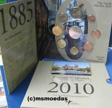 Niederlande Off. Kursmünzensatz KMS 2010 Dag van de Munt Set mit 1 Cent bis 2 €