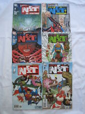 The NEXT - COMPLETE 6 ISSUE MINI SERIES by WILLIAMS & SMITH.  SUPERMAN. DC  2006