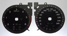 Lockwood Hyundai I30 Diesel KMH BLACK Dial Conversion Kit C745