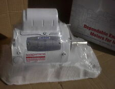 NEW .33HP Leeson Fan Motor 1PH, 48Y frame, TENV, overload, 115/230 V,102755.00