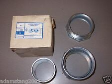 "NEW OZ GEDNEY 4-400 CONDUIT COUPLING 4"" 3 PIECE THREADED FOR RIGID 3126-61290"