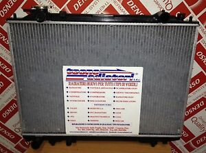 Radiatore Motore Mazda B 2500 2.5 Diesel Pick up dal 1996 in poi NUOVO !!!