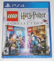 Sony PlayStation 4 Video Game - LEGO Harry Potter Collection (New) PS4