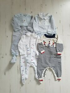 Baby boy 3-6 months bundle including The Little White Company, Mintini & Monsoon