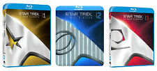 Star Trek - Raumschiff Enterprise - Staffel 1 2 3 Blu-ray -Deutscher Ton NEU OVP