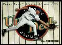 1994 Upper Deck Alex Rodriguez Rookie Seattle Mariners #298