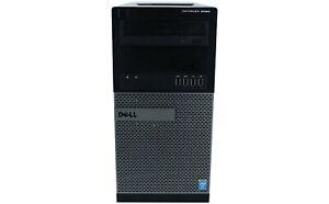 * PC Dell Optiplex 9020 MT *   Intel i7-4790 @ 3.6 GHz   Ram 16 Go  SSD 500 Go