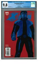 Astonishing X-Men #19 (2007) Cassaday Variant Cover CGC 9.8 White Pages FF18