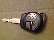 Suzuki 2 BUTTON REMOTE CAR KEY