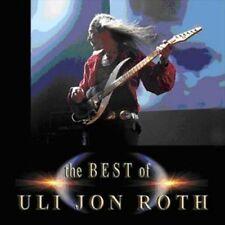 ULI JON ROTH - THE BEST OF ULI JOHN ROTH USED - VERY GOOD CD