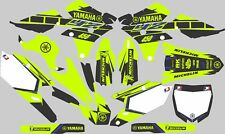 Vibrant Highlighter YAMAHA GRAPHICS  YZ 450F YZ450F 2014 2015 2016 2017
