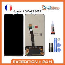 Ecran lcd + vitre tactile Huawei P Smart 2019 POT-LX1 Original + colle + outils