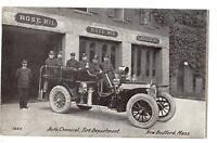 AUTO CHEMICAL FIRE DEPARTMENT*NEW BEDFORD MASSACHUSETTS*HUTCHINSON & CO PUB.