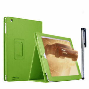Leather Folio Case Stand Cover For Samsung Galaxy Tab A 10.1 (2016) T580 T585