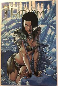 Fathom 6 Cover B Aspen Comics Michael Turner NM Beautiful!!