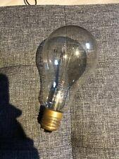 Alte Glühbirne 350W Theaterscheinwerfer Osram Fotolampe Bühne Retro Vintage E27