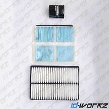 MAZDA 3 MPS 2.3i TURBO BL L317 OIL AIR CABIN FILTER SERVICE KIT OEM QUALITY