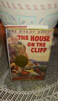 Hardy Boys: The House on the Cliff No. 2 Franklin W. Dixon 1991 HC DJ LN USA