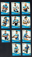 2014  GOLD COAST TITANS  TRADERS  RUGBY LEAGUE CARDS